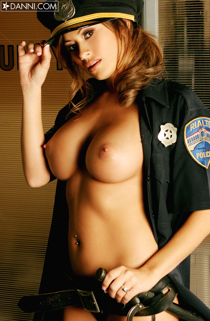 Naked police woman real porn photos final