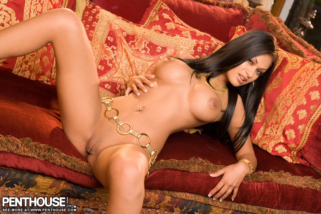Your place carmen reyes penthouse pet nude for