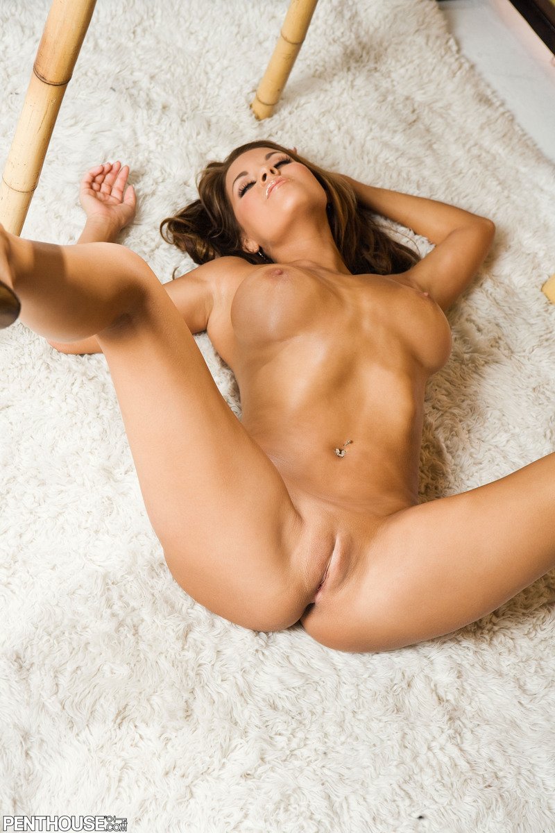 Nude latin beauties
