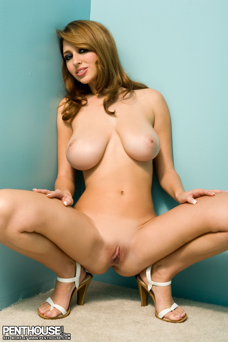 Have Best tits professional nude model