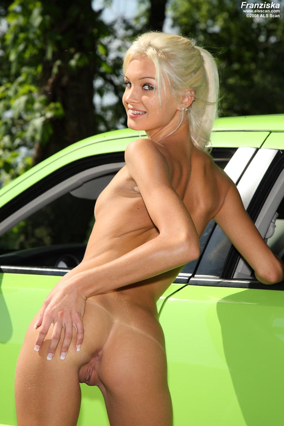 Franziska naked