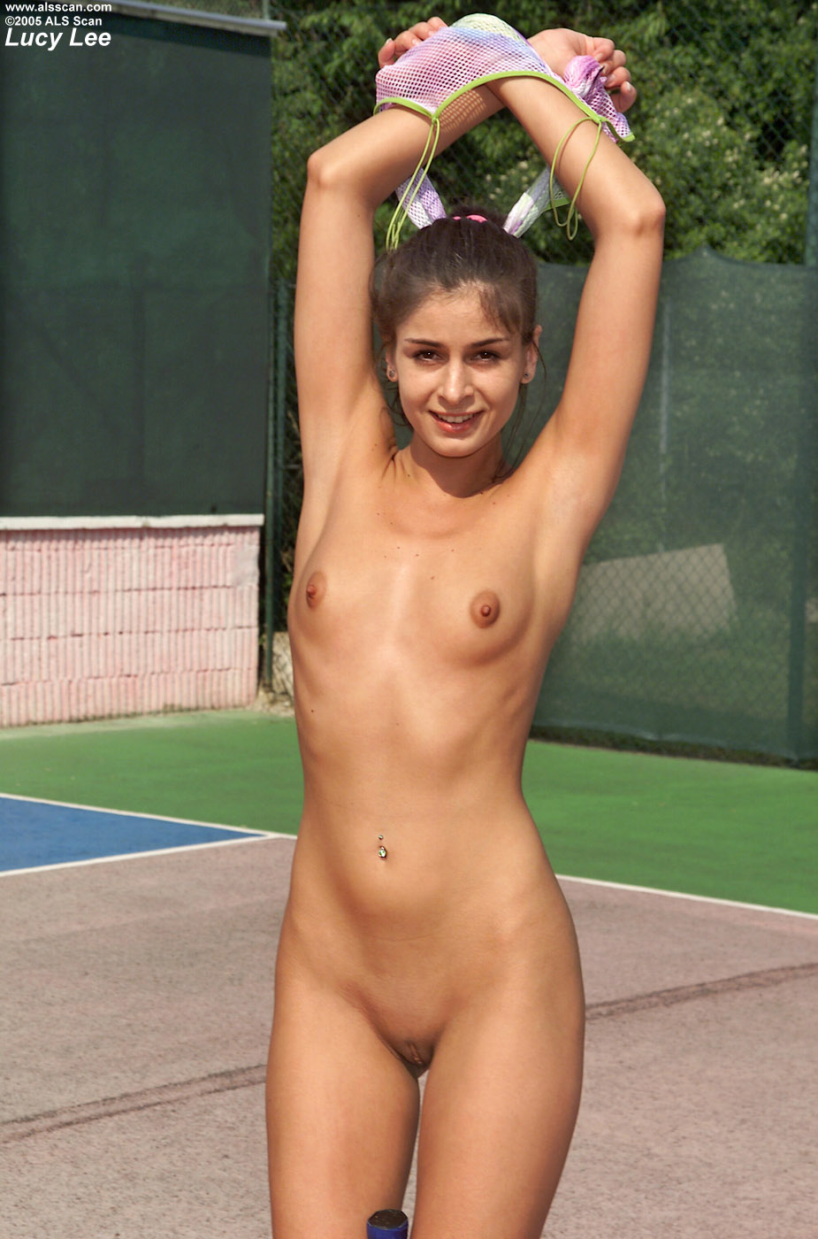 female sport star nude