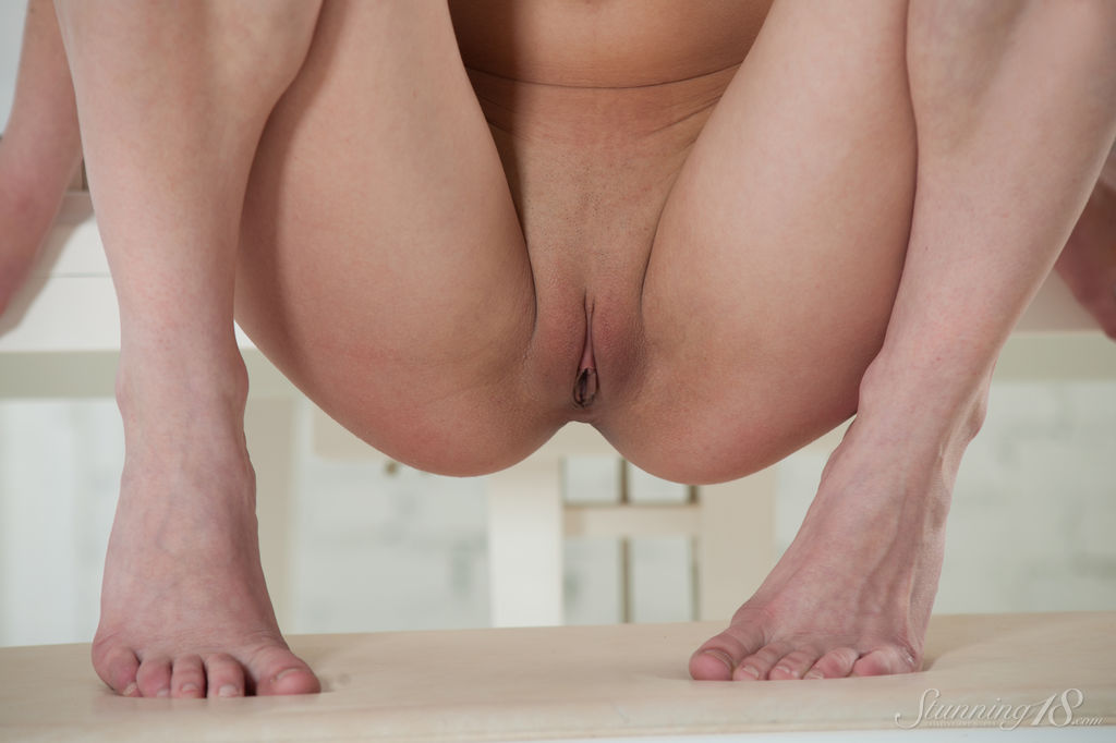 Standing Free Porn Images